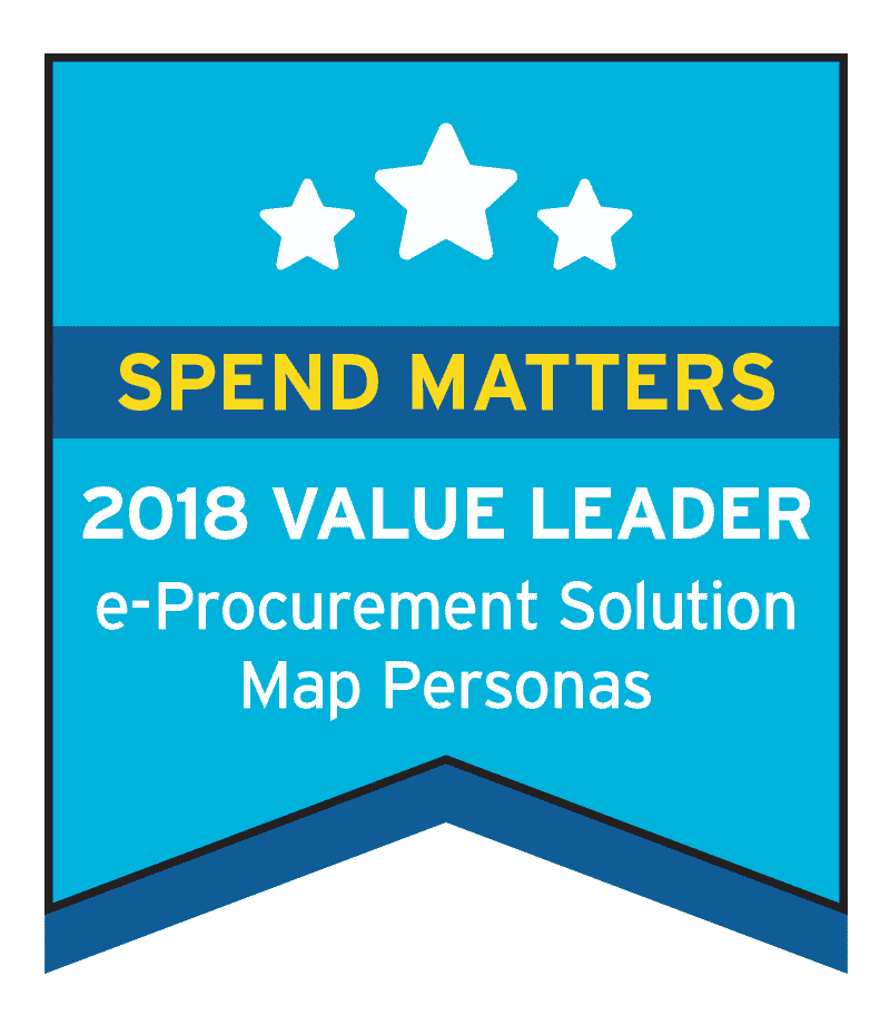 Procurement Solution Map personas