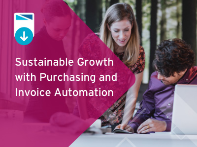 Sustainable Growth with Purchasing and Invoice Automation