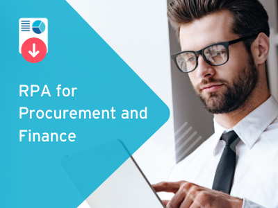 RPA for Procurement and Finance