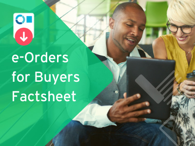 e-Orders for Buyers Factsheet