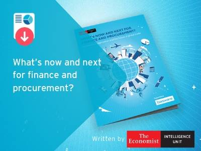 What's now and next for finance and procurement?