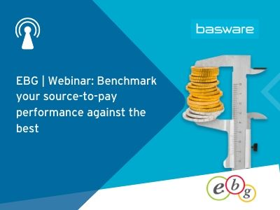 EBG | Webinar: Benchmark your source-to-pay performance against the best
